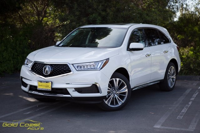 new 2017 acura mdx with technology package 4d sport utility in ventura 101114 gold coast acura. Black Bedroom Furniture Sets. Home Design Ideas