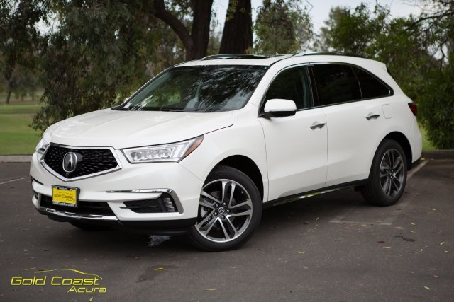 new 2017 acura mdx with advance and entertainment packages 4d sport utility in ventura 100861. Black Bedroom Furniture Sets. Home Design Ideas