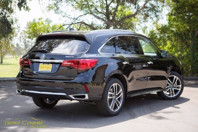 new 2017 acura mdx sh awd with advance package 4d sport utility in ventura 100880 gold coast. Black Bedroom Furniture Sets. Home Design Ideas