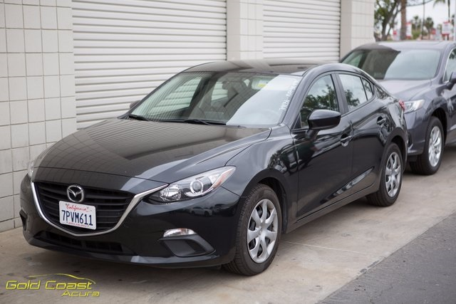 pre owned 2016 mazda mazda3 i sport 4d sedan in ventura 11363 gold coast acura. Black Bedroom Furniture Sets. Home Design Ideas
